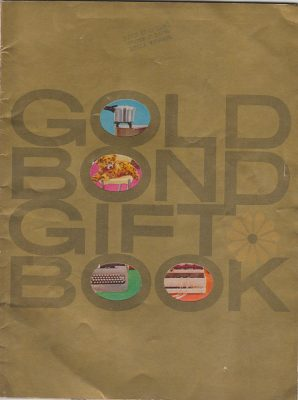 let's look inside the 1960 gold bond trading stamp catalog A Look Inside The 1960 Gold Bond Trading Stamp Catalog gold bond catalog 1960 298x400